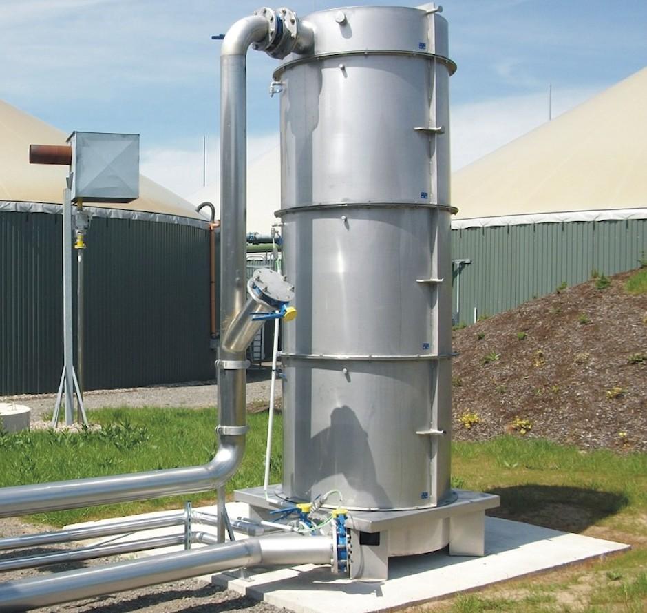 Filter Biogasanlage ECO Modul BiogBG