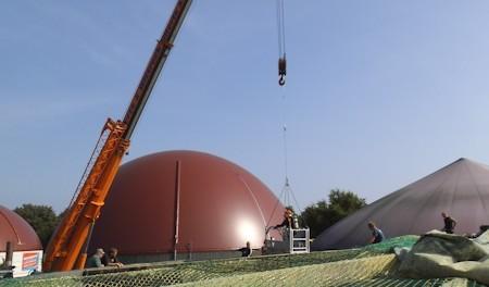 Sanierung von Biogasanlagen